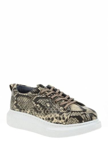 Limited Edition Ayakkabı Vizon